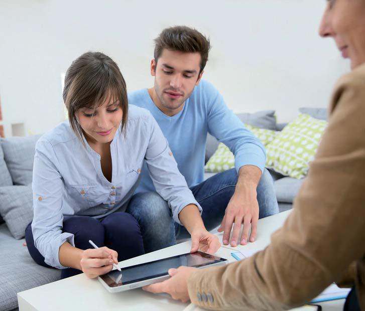 photo : signature électronique dans l'immobilier