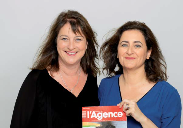 photo : Journal de l'Agence Ariane Artinian et Catherine Renner