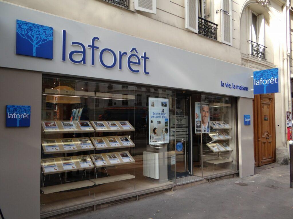 Lafor t lance deux nouveaux services digitaux pour for Agence laforet