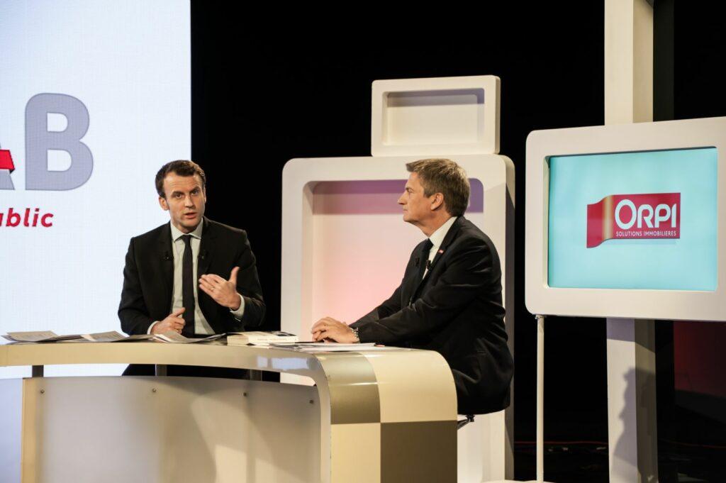 Emmanuel Macron Presente Les 3 Axes De Son Programme Pour Le