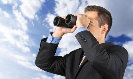 photo : Binoculars.