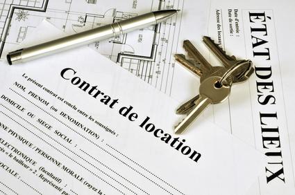 photo : Contrat de location et tat des lieux