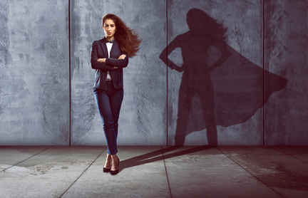 photo : Erfolgreiche Geschftsfrau