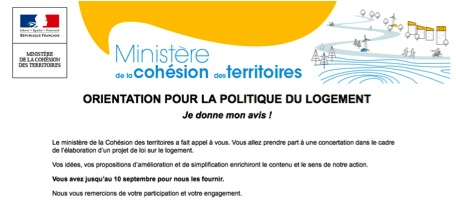 photo : Ministere