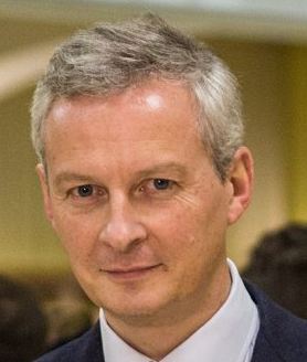 photo : bruno le maire