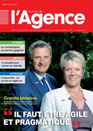 Le Journal de l'Agence n°55