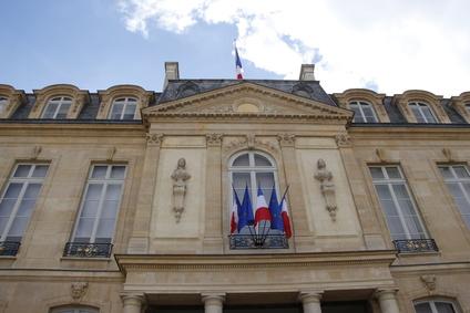 photo : Paris - Palais de l'Élysée