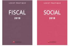 Fiscal, Social:  Changez vos habitudes en 2018 avec Lexis Pratique