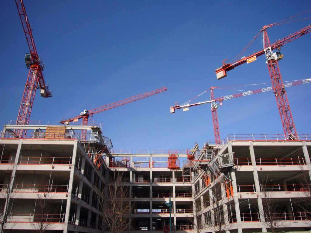 photo : Construction