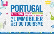 Comment investir et entreprendre au Portugal ? Rendez-vous au Salon de l'Immobilie du Portugar du 18 au 20 mai