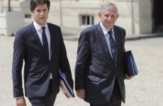 «L'ambition du projet de loi ÉLAN ? Libérer et protéger», Jacques Mézard, ministre de la Cohésion des territoires Julien Denormandie, secrétaire d'État.