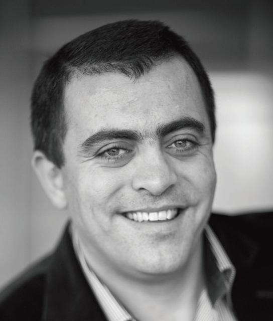 photo : Guillaume Charpentier, directeur marketing de HomePad