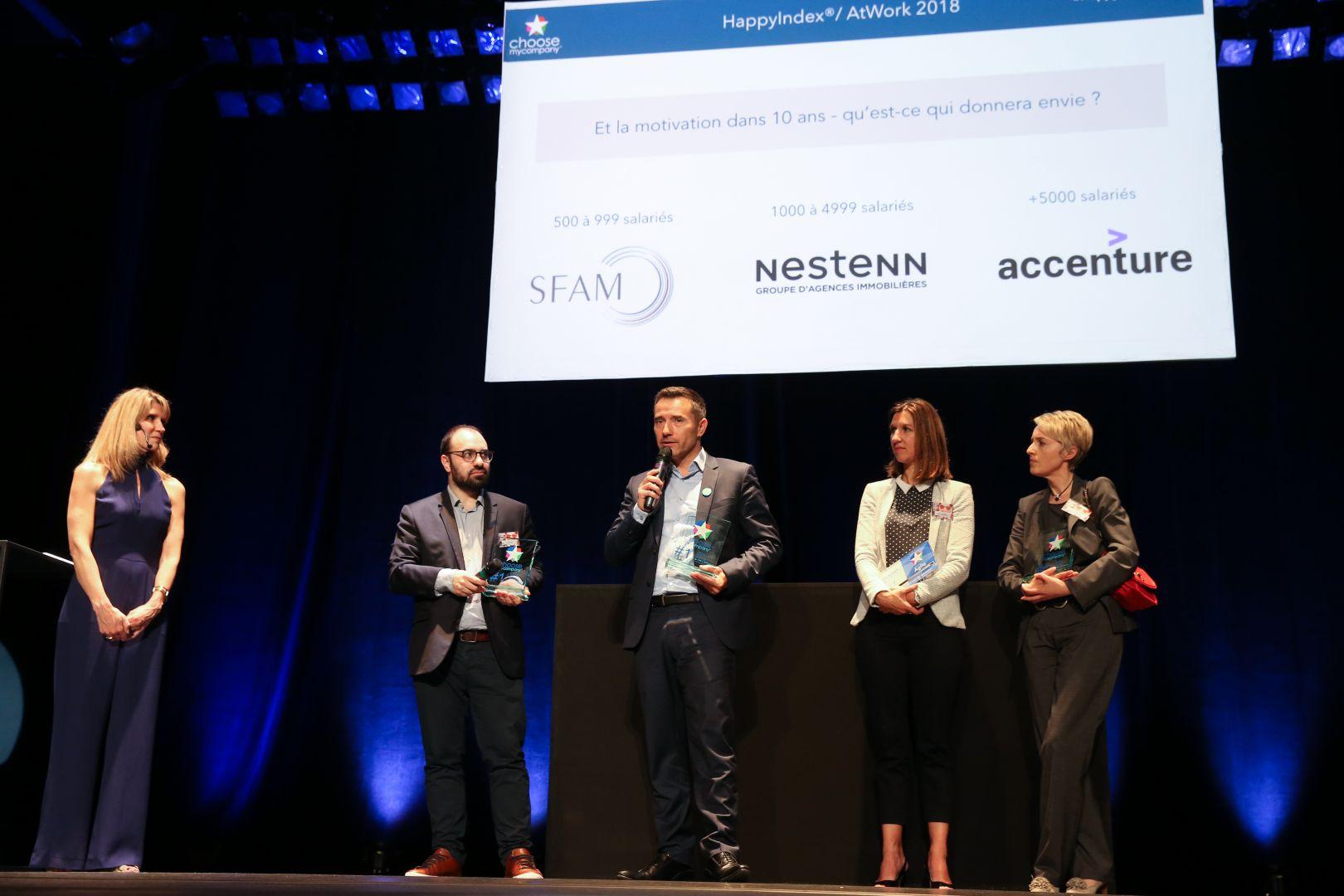 Le Groupe Nestenn obtient la labellisation HappyAtWork 2018