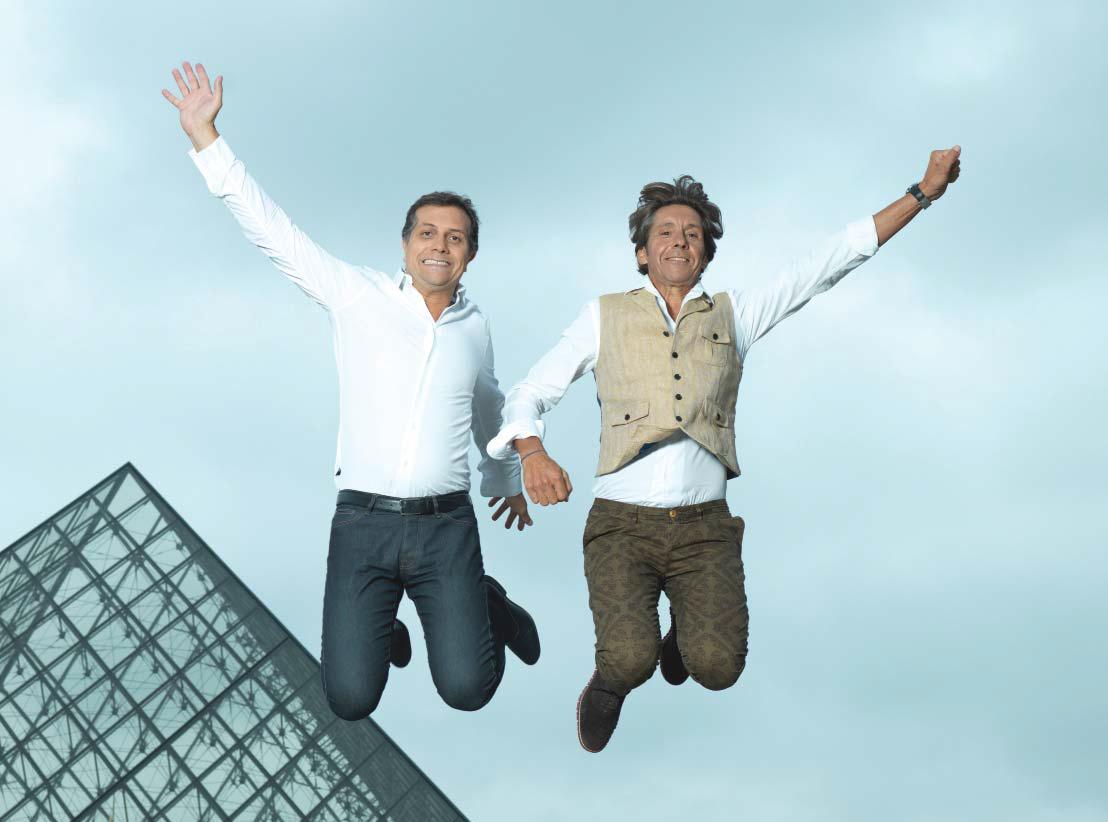 «La satisfaction client, notre objectif N°1», Brice Cardi et Philippe Godet, président et directeur exécutif du fichier AMEPI