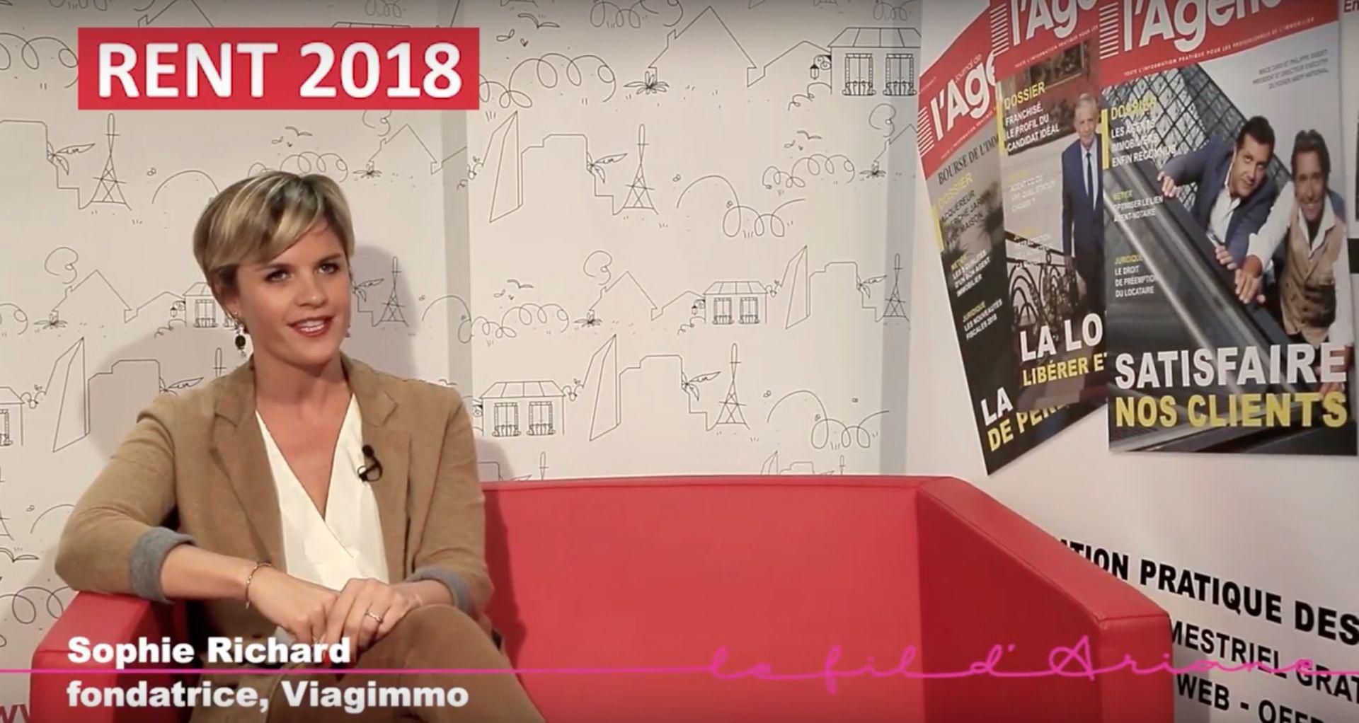 Sophie Richard : «Deux nouvelles agences Viagimmo d'ici 2019»