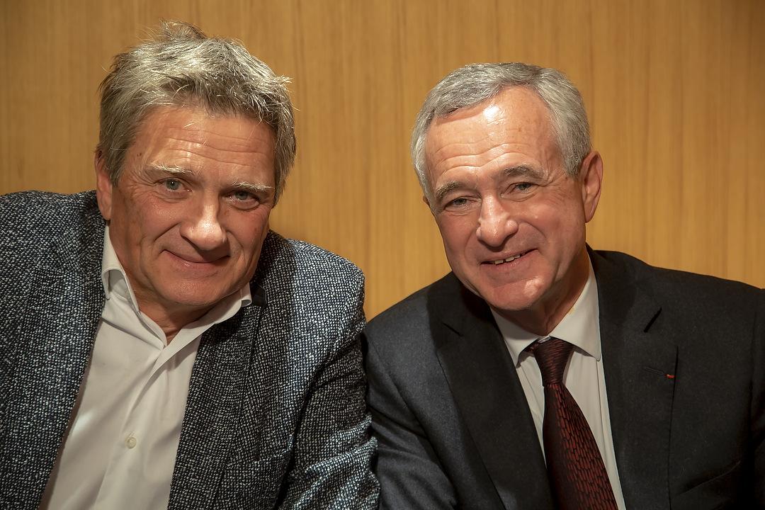 Congrès FNAIM 2018 : «Il faut oser et partager !», Jean-François Buet et Bernard Cadeau