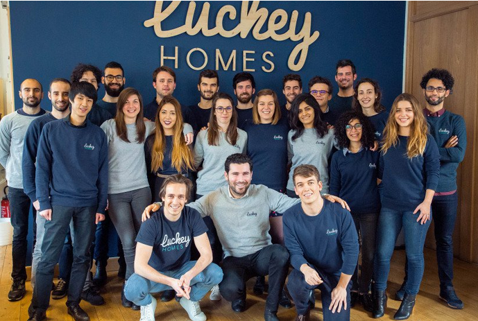 photo : luckey homes