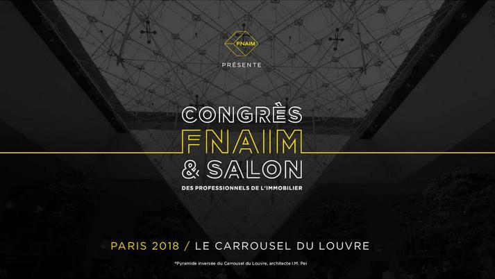 72ème Congrès FNAIM 2018 : Retrouvez toutes nos  interviews vidéos  «Fil d'Ariane»