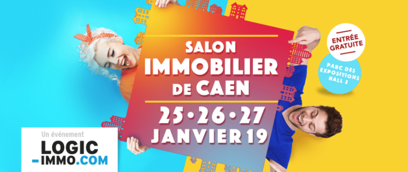 photo : Salon immobilier Caen