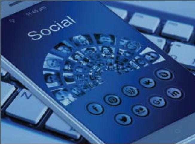 «Comment être visible sur les réseaux sociaux», Céline Jankowski enseignante à l'IUT de Bordeaux