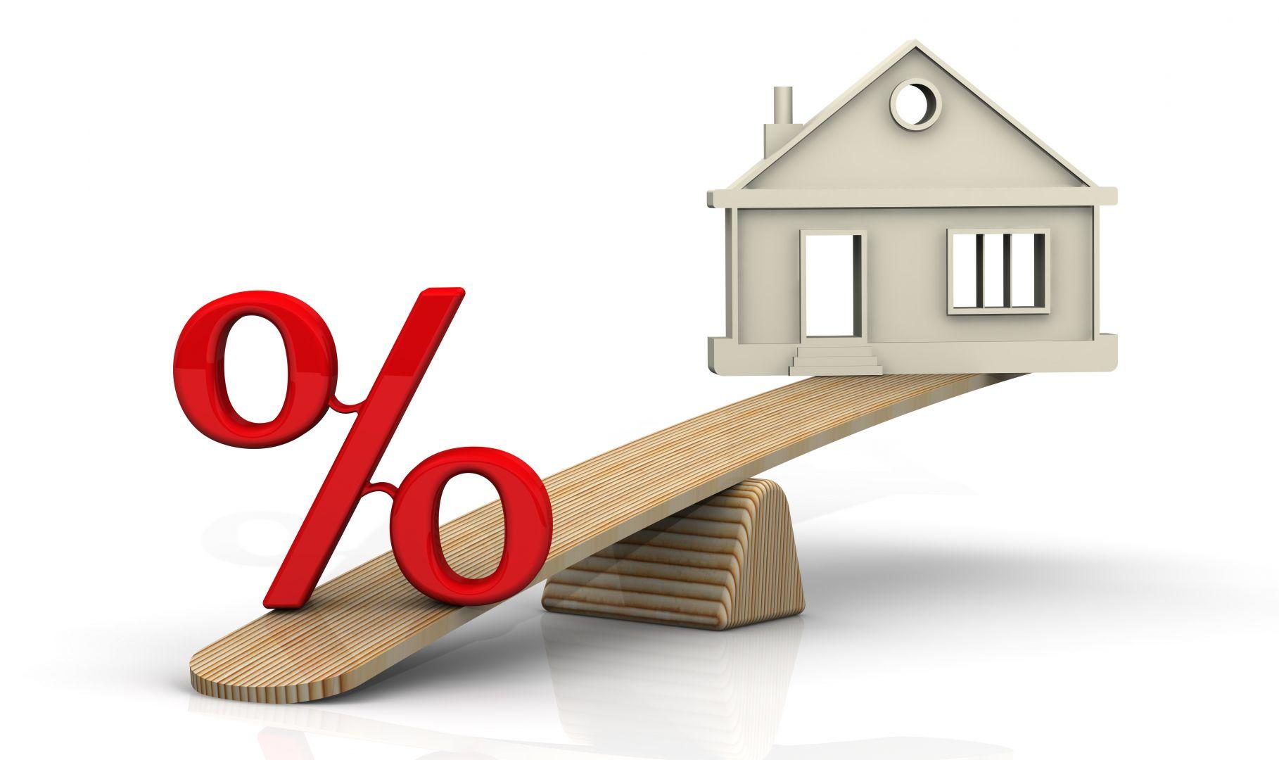 La menace d'une remontée des taux de crédit écartée pour les mois à venir