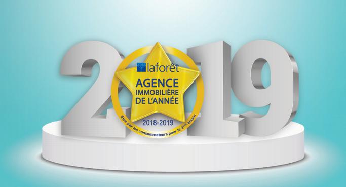 Sondage en ligne : Laforêt élue meilleure agence immobilière de l'année