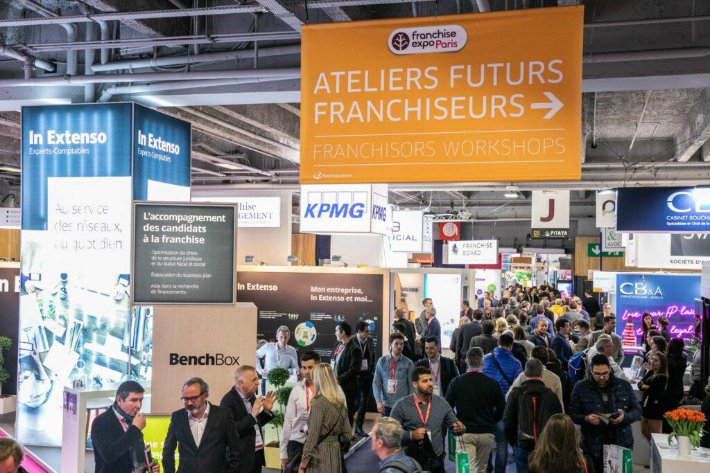photo : Franchise Expo 2019 credit photo Stephane Laure 3
