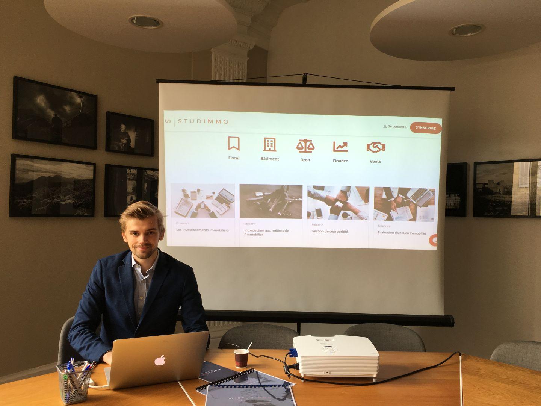 Formez-vous en ligne avec Studimmo
