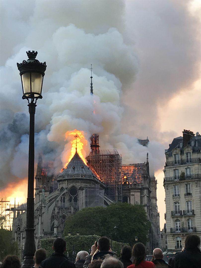 SAFTI annonce un don de 50 000 euros pour la reconstruction de Notre-Dame de Paris