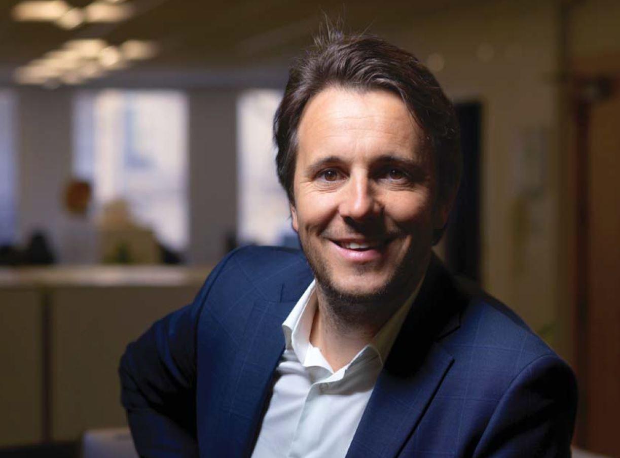 «Aider l'agent immobilier dans sa transition numérique», Olivier Bugette, fondateur de La Boite Immo