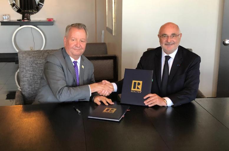 Le SNPI signe un partenariat avec la NAR