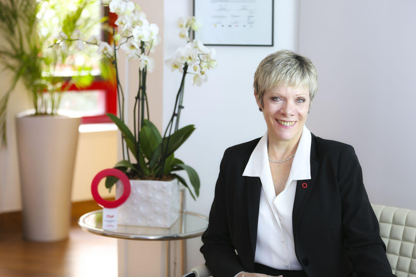La présidente du réseau Orpi prend position pour la transparence des données immobilières