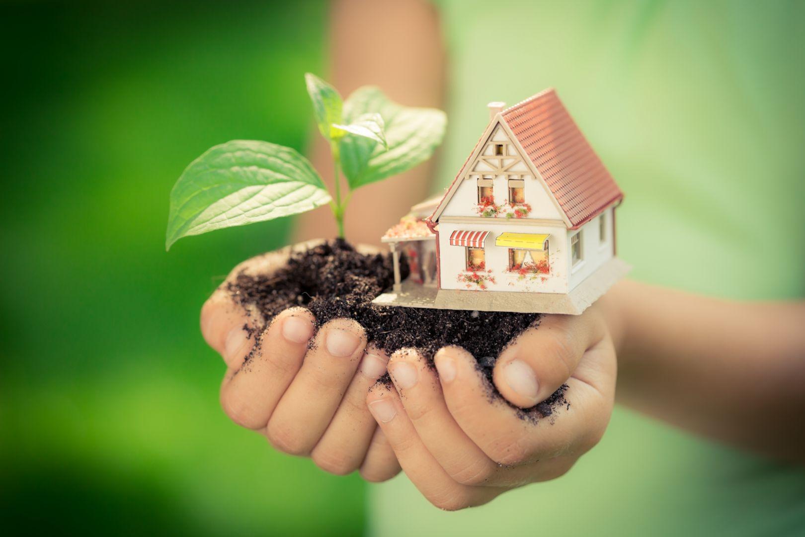 Les agents immobiliers se mettent au vert
