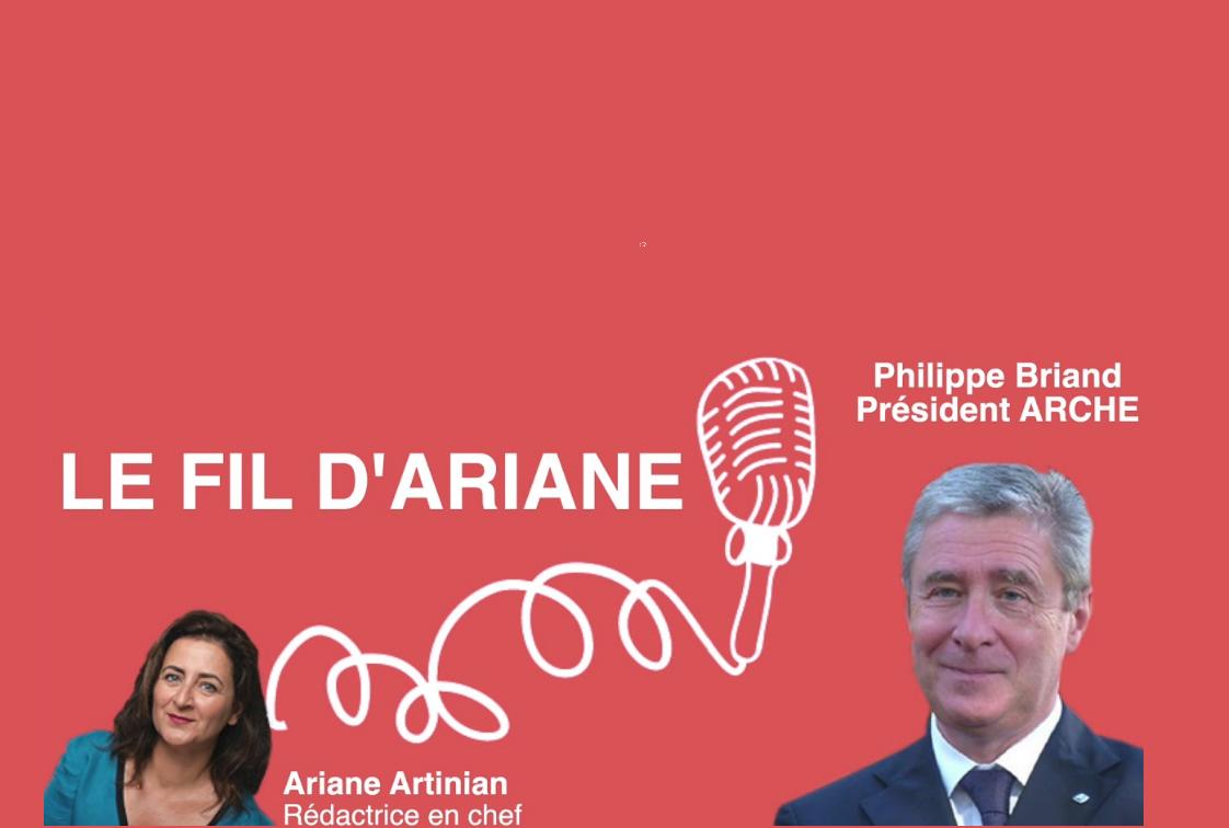 Podcast : Interview exclusive de Philippe Briand, nouveau propriétaire de Guy Hoquet l'Immobilier
