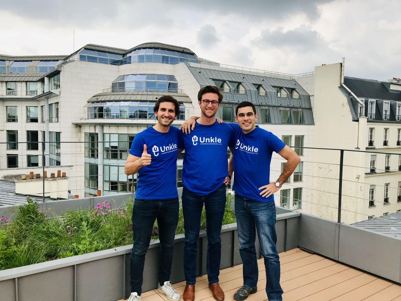 La fintech Unkle lève 1 million d'Euros pour définir un nouveau  standard de confiance