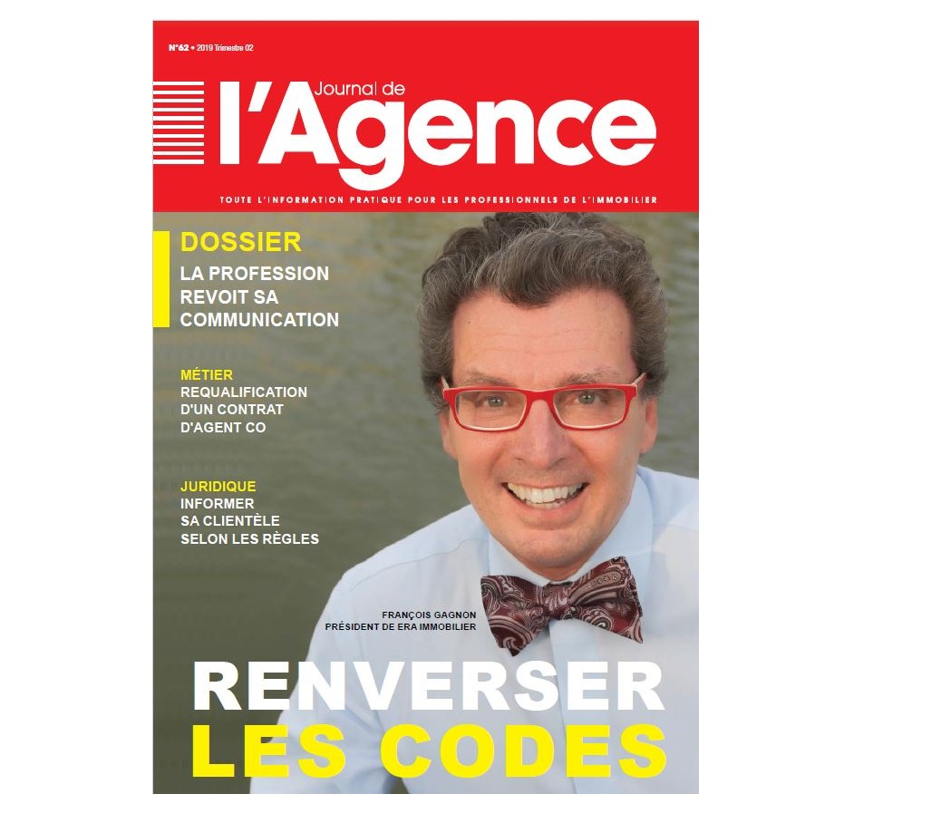 Journal de l'Agence N°62  : Transparence