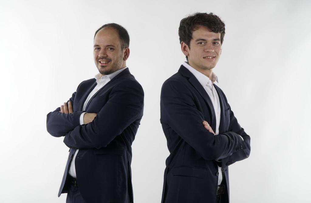 photo : Corentin Le Moal et Pierre-Emmanuel Cochet