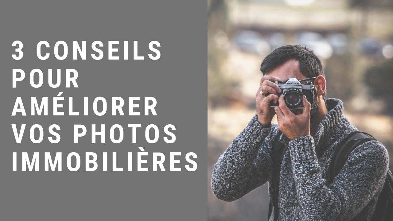 🎬 3 conseils et 1 astuce pour la composition et le cadrage de vos photos immobilières