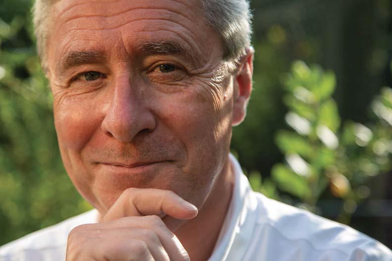 «Le plus important, c'est la force humaine», Philippe Briand , Président du Groupe Arche