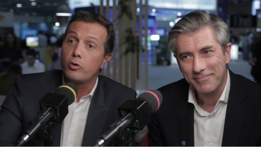 VIDEO RENT 2019 : Quand Brice Cardi rencontre Sébastien de Lafond
