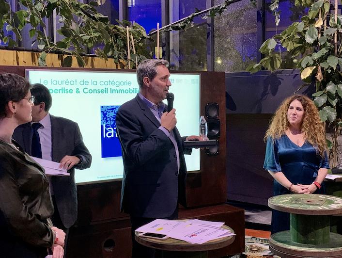 Laforêt France récompensé par les premiers Trophées de la transformation digitale de l'immobilier