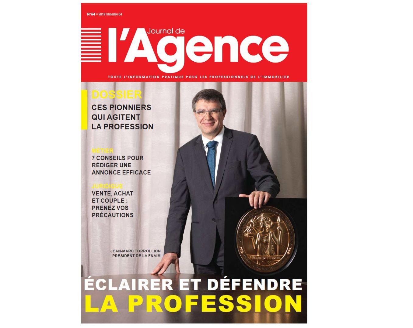Journal de l'Agence N°64 : « Lucere Defendere »