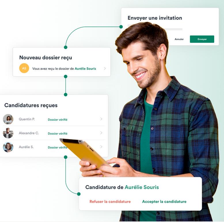 Wattapro, solution de collecte, d'analyse et de certification des dossiers locatifs