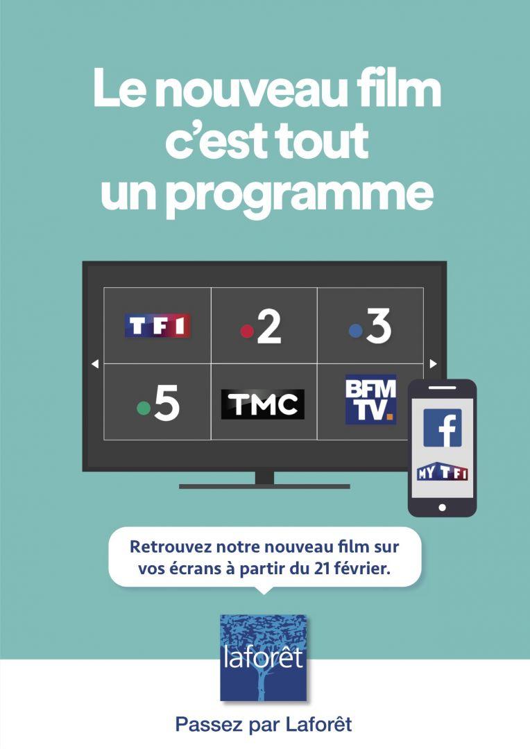 Élue meilleure agence immobilière de l'année, Laforêt poursuit sa « Belle Aventure » avec les Français en 2020 !