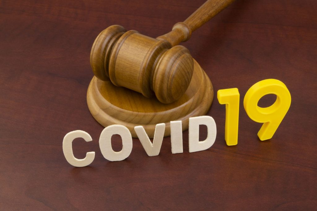 photo : projet de loi covid 19