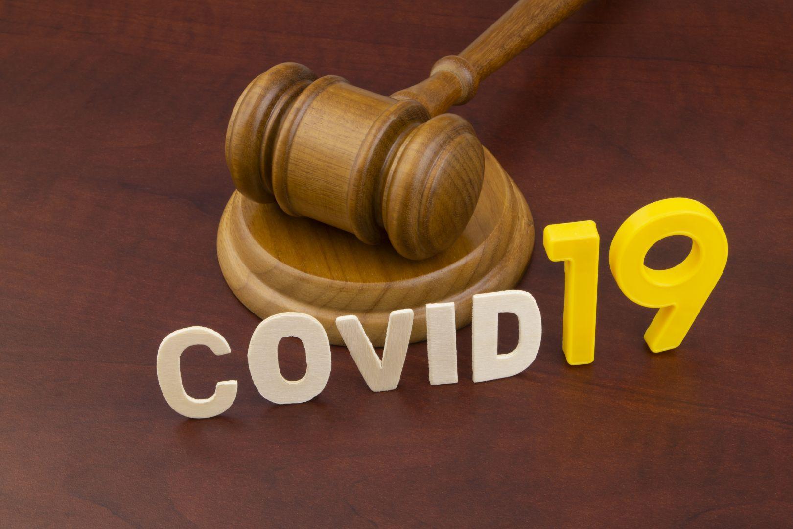 «COVID 19 : projet de loi d'urgence», Me Caroline Dubuis Talayrach, avocat