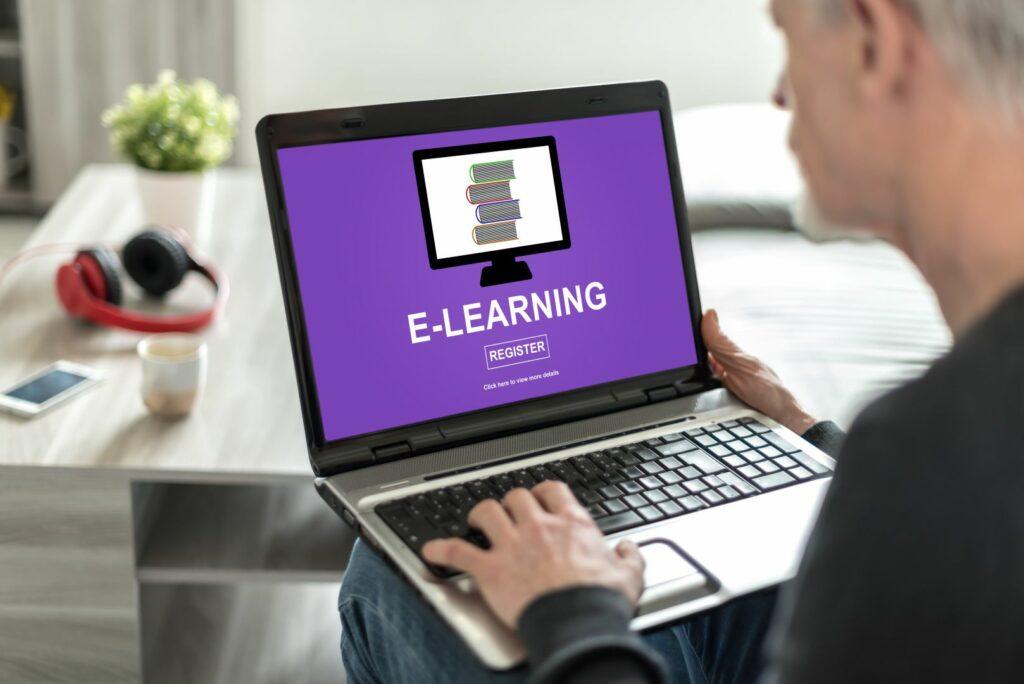 photo : digital learning