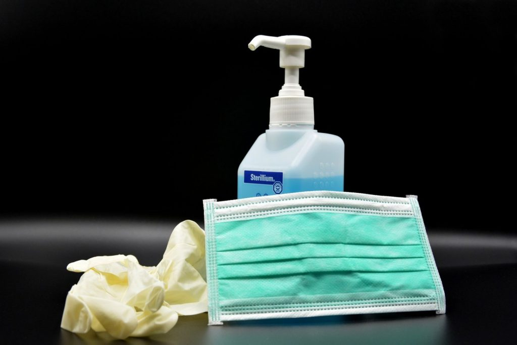 photo : hand-disinfection-4954840_1920