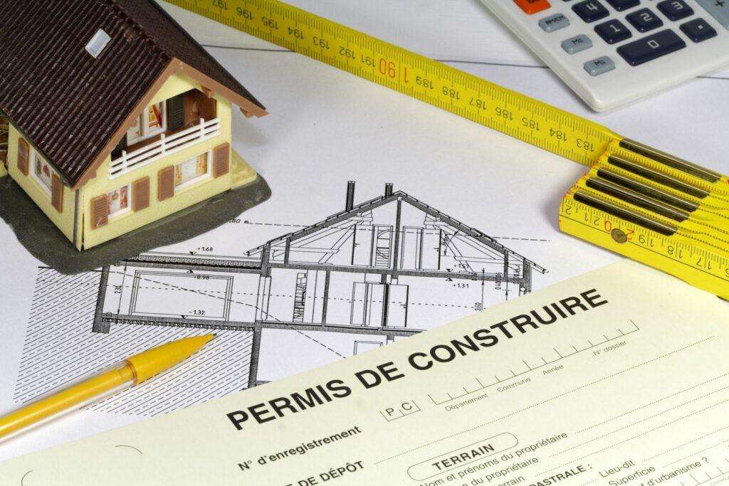 photo : permis de construire
