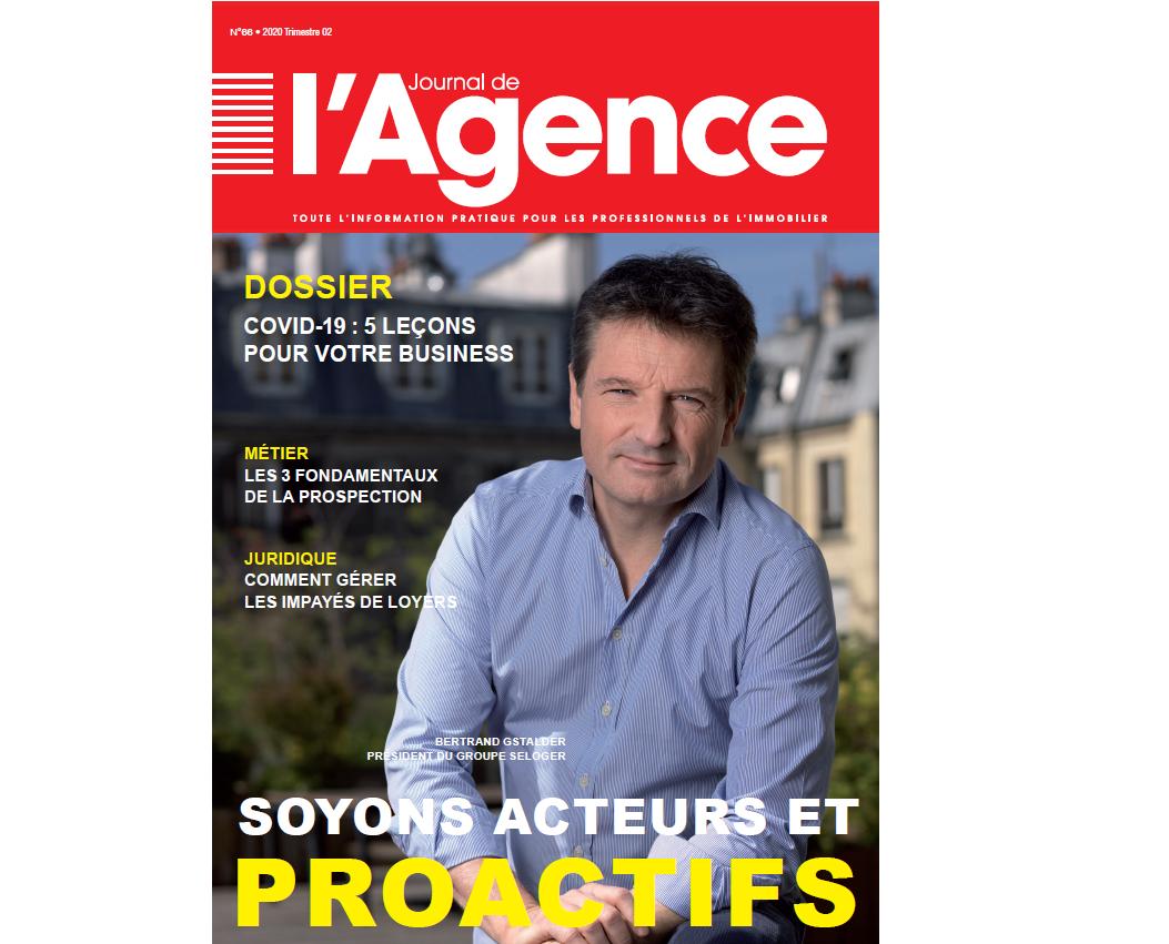 Journal de l'Agence N°66 : Action !
